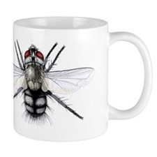 Parasitic fly Mug
