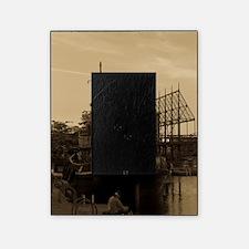 Daniel McAllister Tugboat Picture Frame