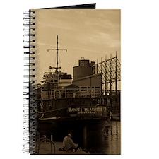 Daniel McAllister Tugboat Journal