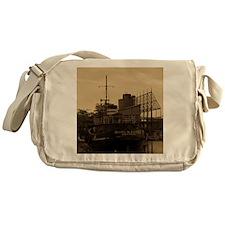 Daniel McAllister Tugboat Messenger Bag