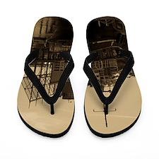Daniel McAllister Tugboat Flip Flops