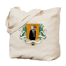 Long Live Music Tote Bag