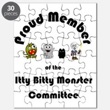 Monster Committee Puzzle