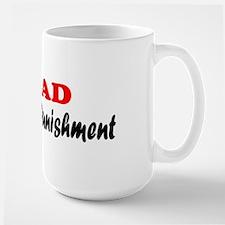iREAD Crime and Punishment Mug