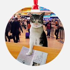Pet passport Ornament