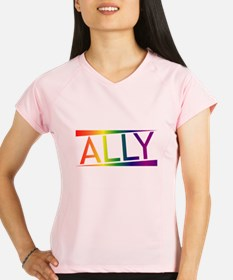 Straight Allies for Marria Performance Dry T-Shirt