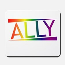 Straight Allies for Marriage Equality!! Mousepad