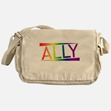 Straight Allies for Marriage Equalit Messenger Bag
