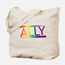 Straight Allies for Marriage Equality!! Tote Bag