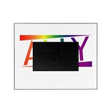 Straight Allies for Marriage Equalit Picture Frame