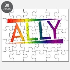 Straight Allies for Marriage Equality!! Puzzle