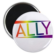 Straight Allies for Marriage Equality!! Magnet