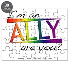 Straight Allies for Marriage Equality Puzzle