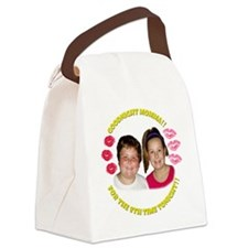 Kids Goodnight Momma Canvas Lunch Bag