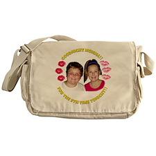 Kids Goodnight Momma Messenger Bag