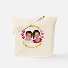 Kids Goodnight Momma Tote Bag