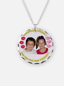 Kids Goodnight Momma Necklace