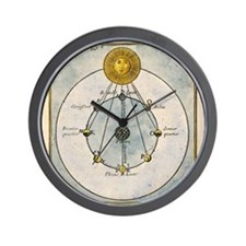 Phases of the Moon, 1790 Wall Clock