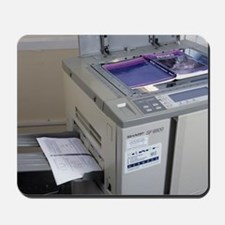 Photocopier Mousepad
