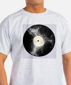 Phonovision, 1920s video disc T-Shirt