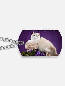 Ragdoll Cat Wall Calendar Dog Tags