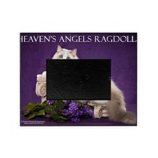 Ragdoll Cat Wall Calendar Picture Frame