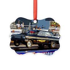 Black FOrd Thunderbolt Ornament
