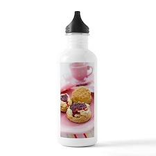 Cream tea Water Bottle