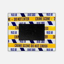 Crime scene tape Picture Frame