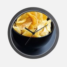 Crisps Wall Clock