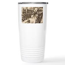 Pneumatic tubes, 19th century Travel Mug