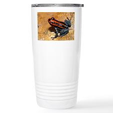 Poison arrow frog Travel Mug