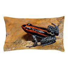 Poison arrow frog Pillow Case