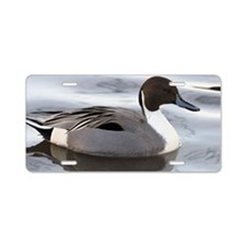 Pintail Aluminum License Plate