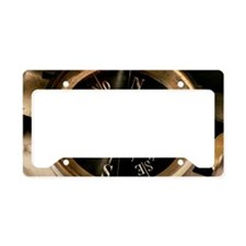 Compass License Plate Holder