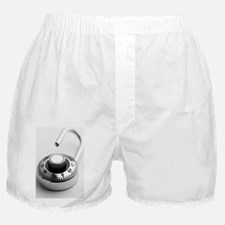 Combination padlock Boxer Shorts