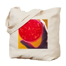 Cultured epithelial cells Tote Bag