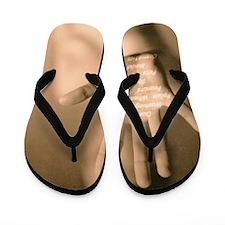 Common allergies Flip Flops