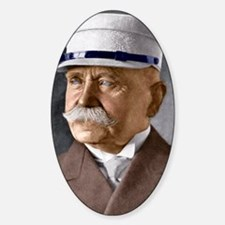 Count Ferdinand von Zeppelin, inven Decal