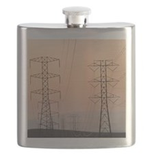 Power lines Flask