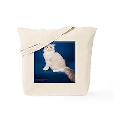 Ragdoll Cat Wall Calendar Tote Bag