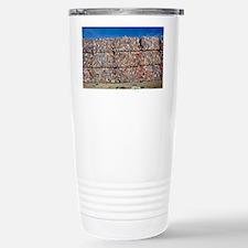 Plastic recycling Travel Mug