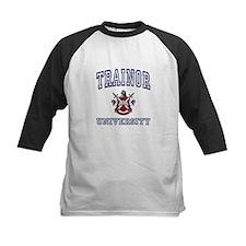 TRAINOR University Tee