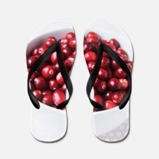 Cranberries Flip Flops