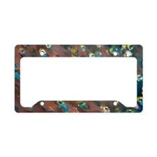 Pygmy sweeper fish License Plate Holder