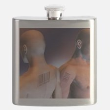 Criminal tagging Flask