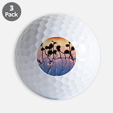 Cultured cress seedlings Golf Ball