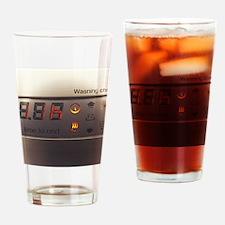 Dishwasher display panel Drinking Glass