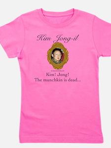 Kim Jong-il Girl's Tee