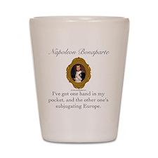 Napoleon Bonaparte Shot Glass